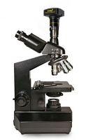 Zobrazit detail - Digitální trinokulární mikroskop Levenhuk D870T (40-2000x)