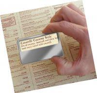 Kreditka - lupa s LED Carson MC-99 Carson Optical (USA)