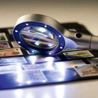 Zvětšit fotografii - Lupa s LED osvětlením, zvětšení 2,5 x, průměr 55 mm