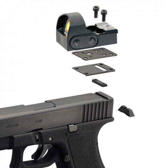 Delta Optical Adaptér pro MiniDot (Beretta 92)