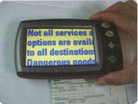 Digitální lupa pro seniory a slabozraké Carson DM-43