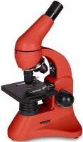 Zobrazit detail - Mikroskop Levenhuk Rainbow 50L OrangePomeranč
