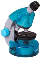 Zobrazit detail - Mikroskop Levenhuk LabZZ M101 AzureAzur + dárek