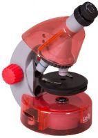 Zobrazit detail - Mikroskop Levenhuk LabZZ M101 OrangePomeranč