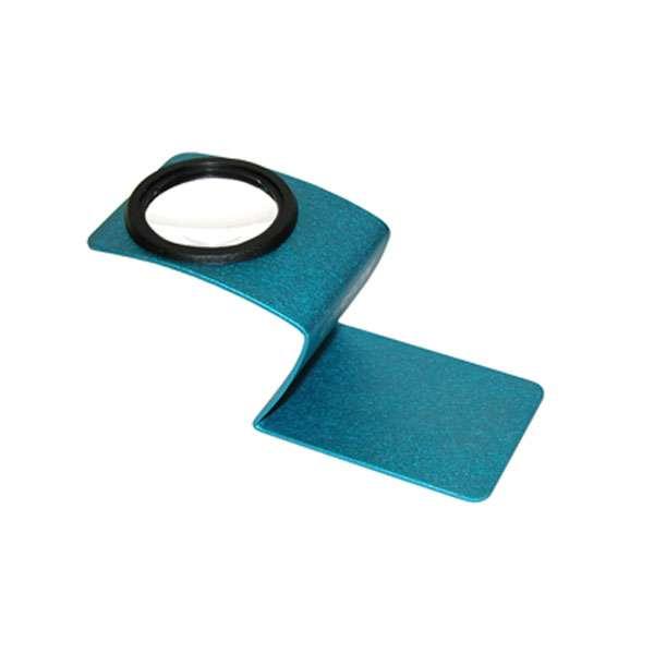 Designová lupa Carson Wave WV-55BL modrá Carson Optical (USA)