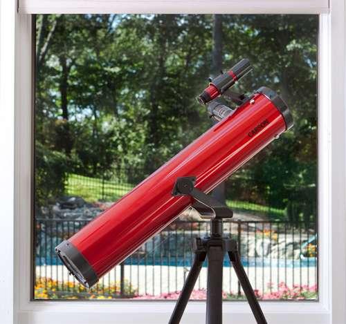 Hvězdářský dalekohled Carson Red Planet RP-100 Carson Optical (USA)