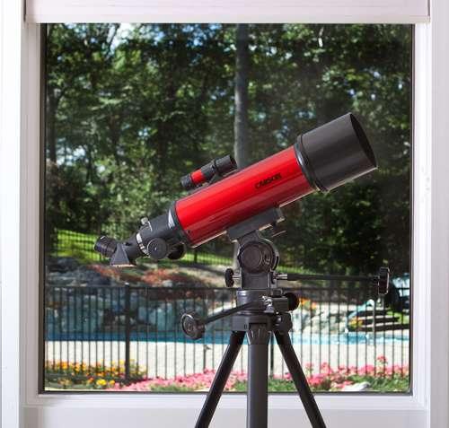 Carson Optical (USA) Hvězdářský dalekohled Carson Red Planet RP-200