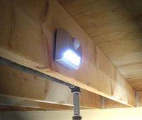 LED osvětlení se senzorem pohybu Carson TL-11 Carson Optical (USA)