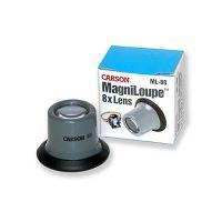 Oční hodinářská lupa Carson MagniLoupe ML-88 Carson Optical (USA)