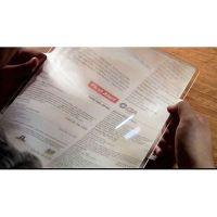 Pevná lupa na čtení formátu A4 Carson DM-21 Carson Optical (USA)