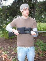 Pouzdro na puškohled LUX Carson BA-15 Carson Optical (USA)