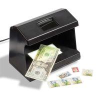 Tester pravosti bankovek + lupa 2x