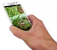 Lupy 10x a 15x pro Samsung Galaxy S4 Carson ML-415