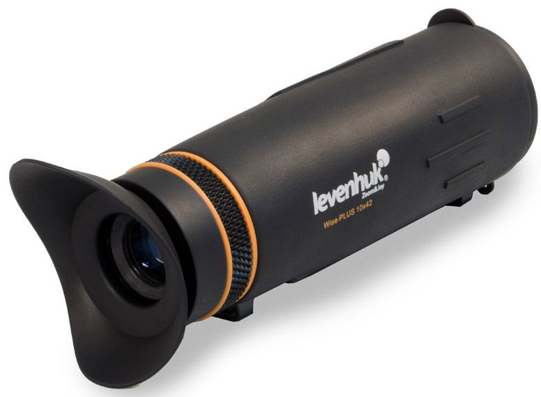 Monokulární dalekohled Levenhuk Wise PLUS 10x42