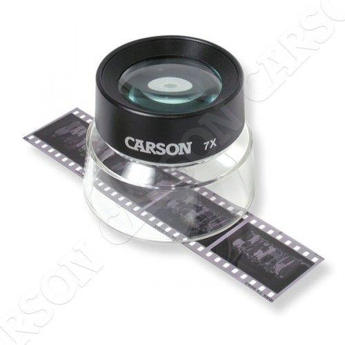 Příložní lupa LumiLoupe Carson LL-77