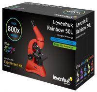 Mikroskop Levenhuk Rainbow 50L