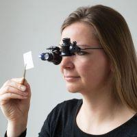 Brýle s lupami BINOKEL - 20x