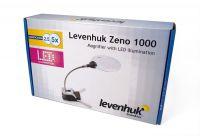 Lupa Levenhuk Zeno 1000 s LED osvětlením, 2,5/5x, 88/21 mm