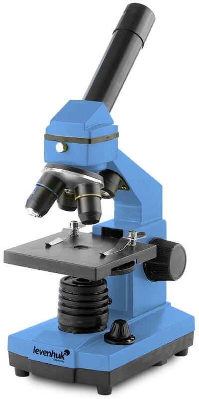 Mikroskop Levenhuk Rainbow 2L PLUS AzureAzur