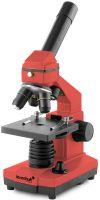 Mikroskop Levenhuk Rainbow 2L PLUS OrangePomeranč