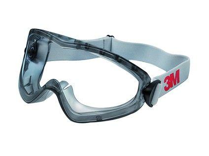 Ochranné brýle 3M 2890A, uzavřené, čirý zorník 2502-40