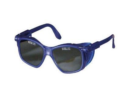 Svářečské brýle OKULA B-B 40 SVAR 2209-T05; tmavost č. 5