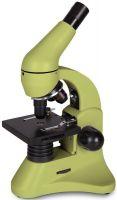 Mikroskop Levenhuk Rainbow 50L LimeLimetka
