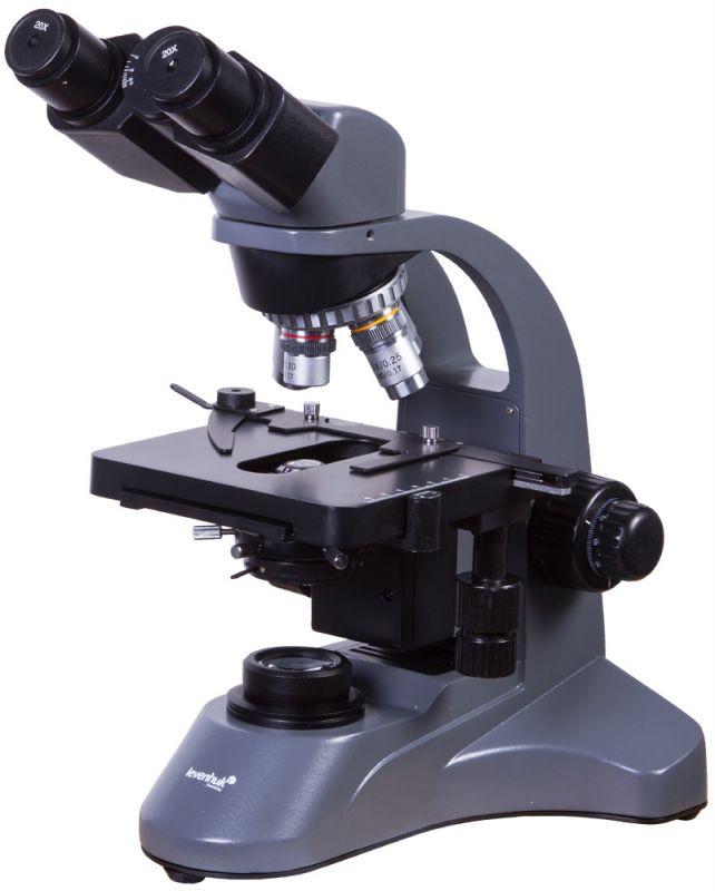 Binokulární mikroskop Levenhuk 720B