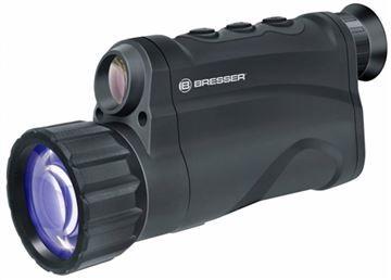 Bresser monokulár s nočním vidění a foto/videem - Night Vision 5x50