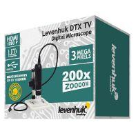 Digitální mikroskop Levenhuk DTX TV