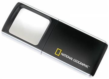 Lupa Bresser National Geographic 3x, 35x40 mm