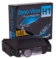 Náhlavní lupa Levenhuk Zeno Vizor H1