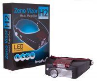 Náhlavní lupa Levenhuk Zeno Vizor H2