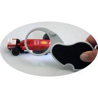Skládací lupa 3,5x s LED EL-35