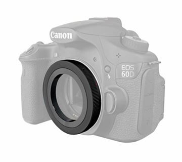 T-kroužek Bresser pro fotoaparáty Canon EOS M42