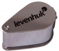 Kapesní lupa Levenhuk Zeno Gem M9 30x s LED určená k pozorování známek, mincí, textu. | www.LUPY-DALEKOHLEDY.cz
