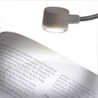 """Lampička na čtení s klipem """"Knírek"""" Carson Optical (USA)"""