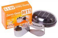 Lupa 40x Levenhuk Zeno Gem M11 + LED