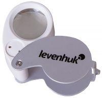 Skládací lupa Levenhuk Zeno M5 - 40x + LED