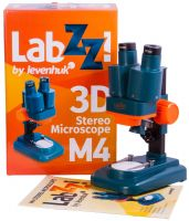 Stereomikroskop Levenhuk LabZZ M4