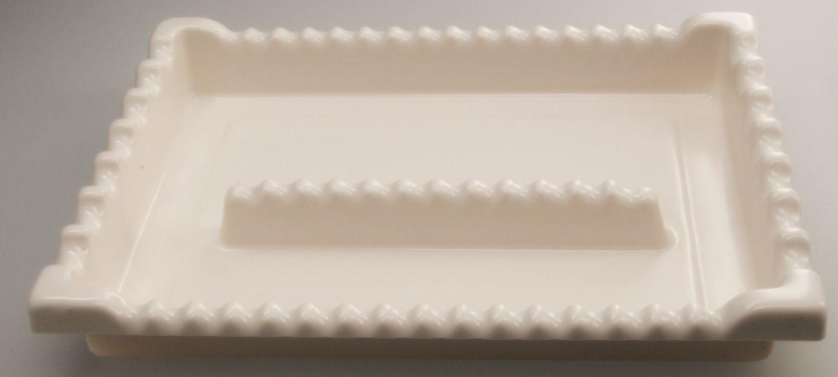 Tvarovaný podnos na 7-16 pipet (PVC)