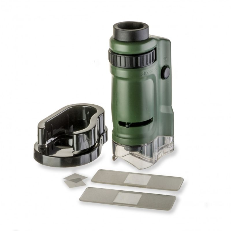 Dětský mikroskop 20-40x Carson | www.lupy-dalekohledy.cz