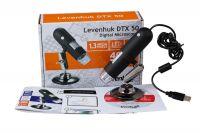 Digitální mikroskop Levenhuk DTX 50 - zvětšení 20-400x   www.lupy-dalekohledy.cz