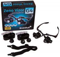 Levenhuk lupa 10- 25x Zeno Vizor G4 | www.lupy-dalekohledy.cz